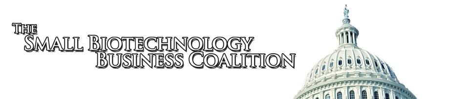 Small Biotechnology Business Coalition